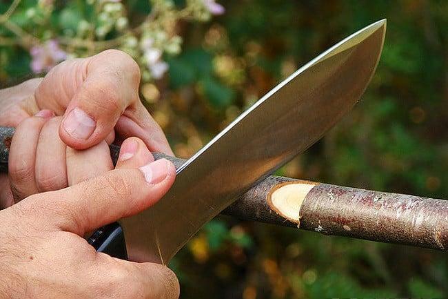 TUSK Universal Survival Knife 10
