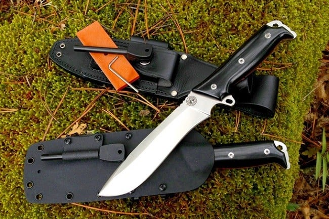 TUSK Universal Survival Knife 3