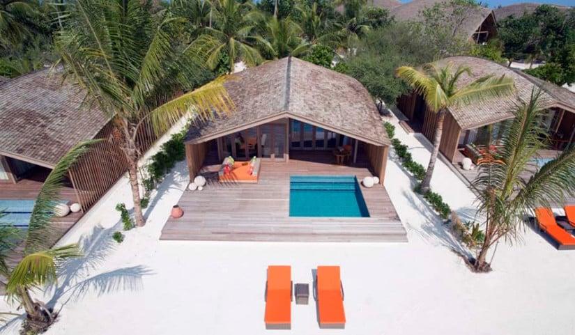 Villas de Finolhu, Maldive