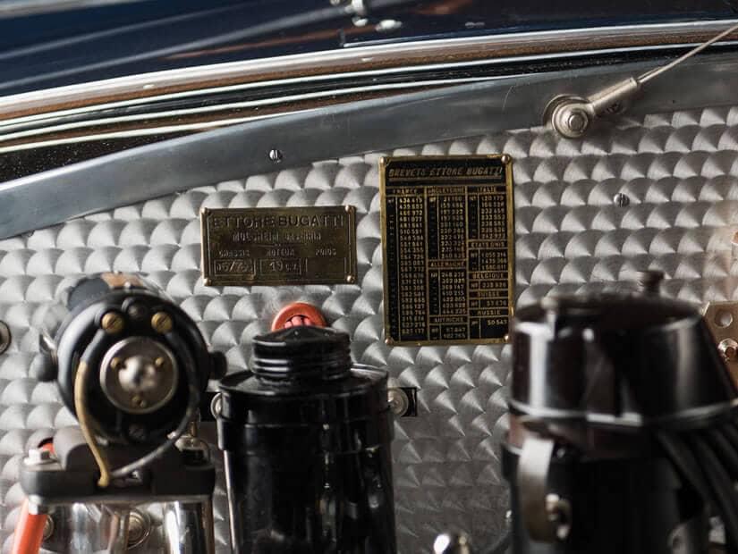 1938 Bugatti Type 57C Atalante, Chassis Design