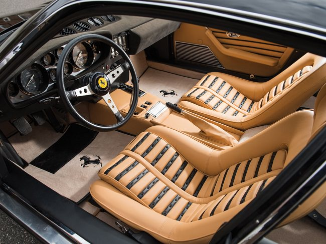 1972 Ferrari 365 GTB4 Daytona Berlinetta 15