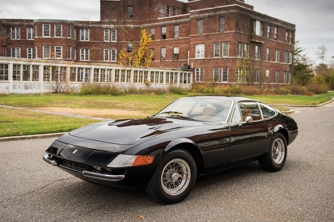 1972 Ferrari 365 GTB4 Daytona Berlinetta 2