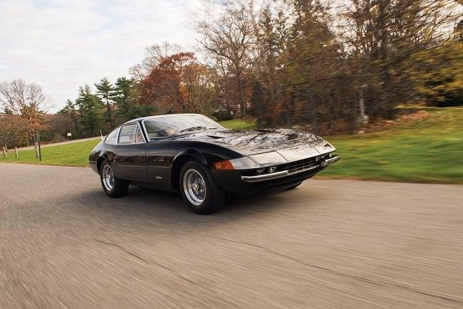 1972 Ferrari 365 GTB4 Daytona Berlinetta 3