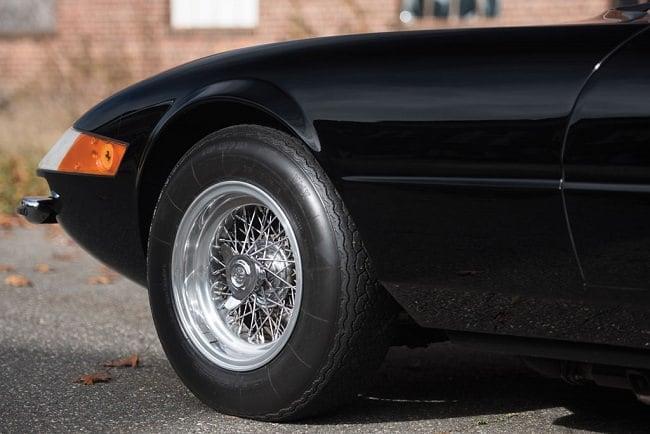 1972 Ferrari 365 GTB4 Daytona Berlinetta 4