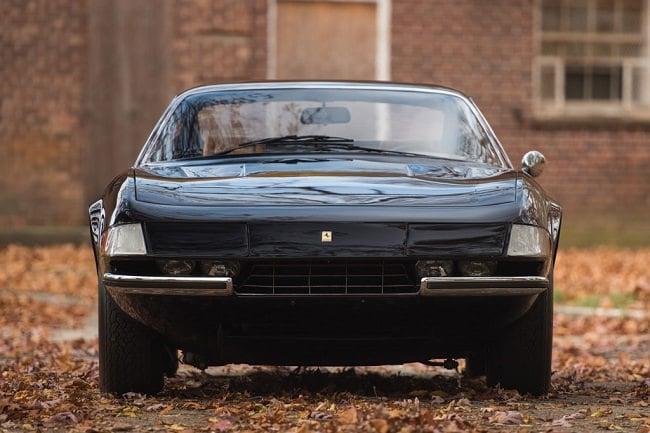 1972 Ferrari 365 GTB4 Daytona Berlinetta 8