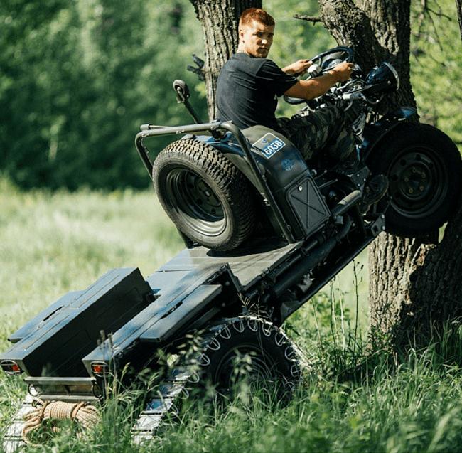 Moto Guzzi Trike 'Autoveicolo Da Montagna' 12