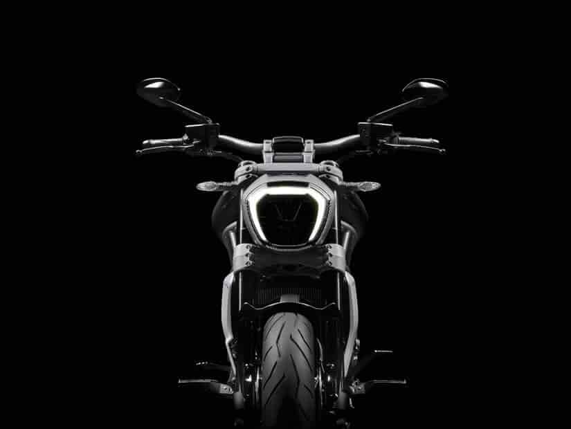 2016 Ducati XDiavel Motorcycle Back View