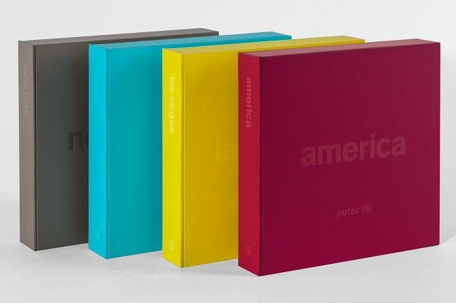 'America' Photography Book by Peter Lik 0