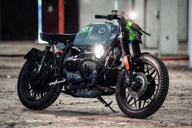 BMW R100 'Sbang' by Svako Motorcycles 1