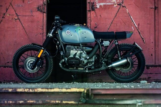 BMW R100 'Sbang' by Svako Motorcycles 2