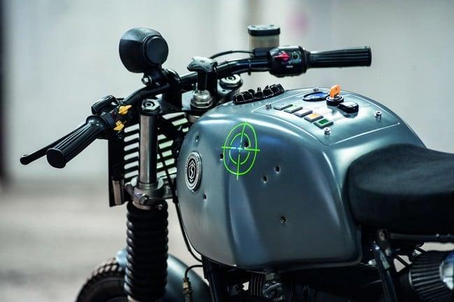 BMW R100 'Sbang' by Svako Motorcycles 3