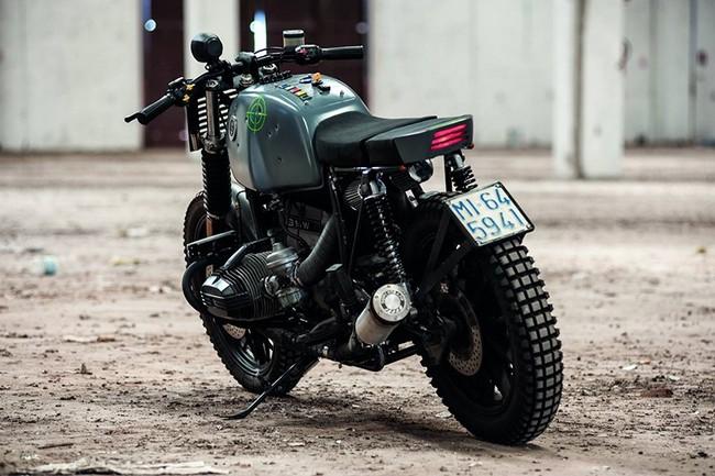BMW R100 'Sbang' by Svako Motorcycles 4