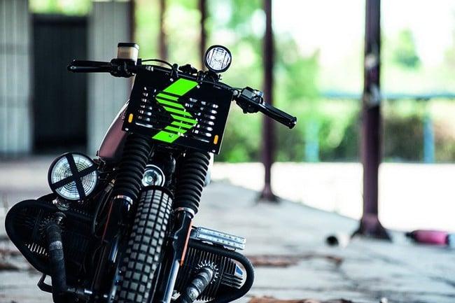 BMW R100 'Sbang' by Svako Motorcycles 5