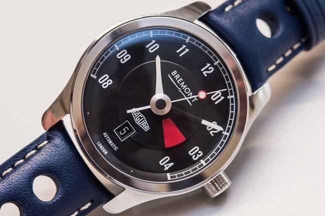 Bremont Jaguar MKIII Watch 2