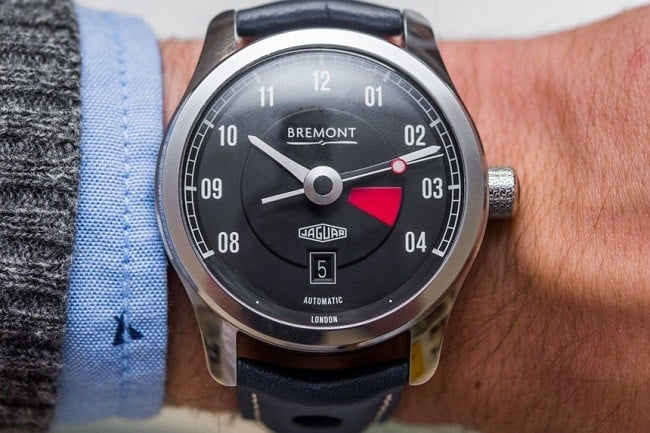 Bremont Jaguar MKIII Watch 7