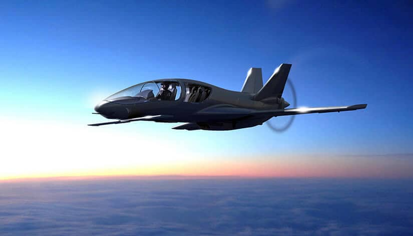 Cobalt Valkyrie Luxury Private Aircraft