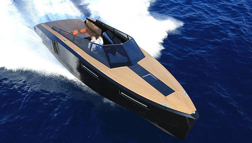 Evo 43 Luxury Boat