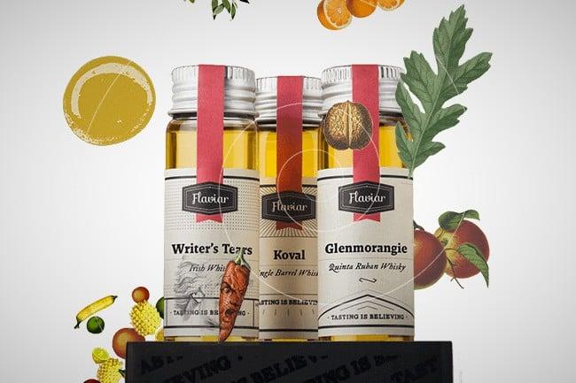 Flaviar's Whiskey Tasting Box 1