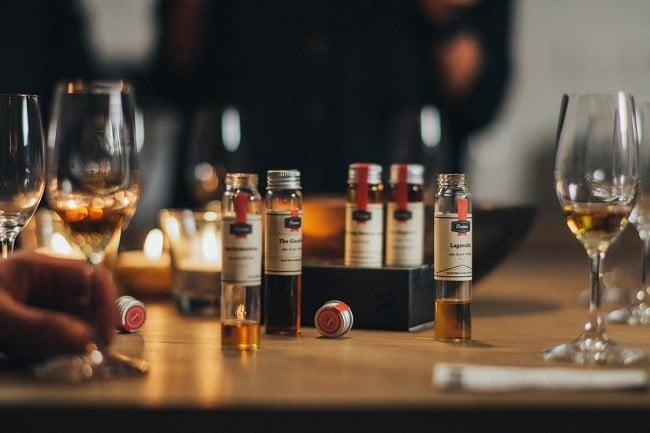 Flaviar's Whiskey Tasting Box 4