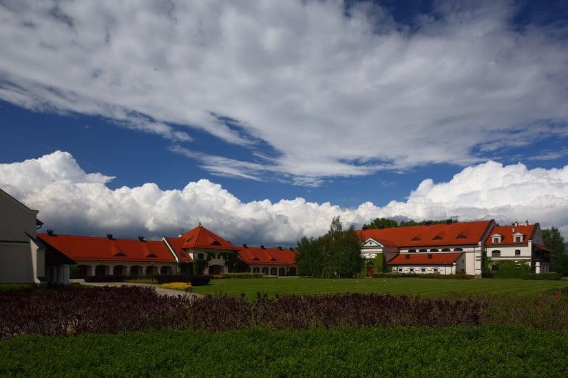 Garden, Sowiniec Polo Club & Manor, Poland