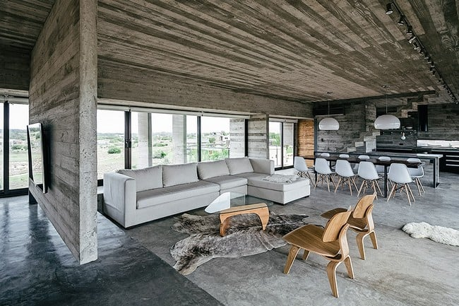 Golf House in Argentina 2