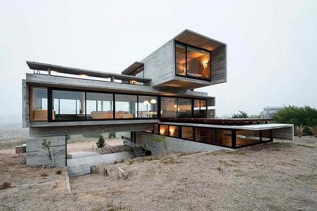 Golf House in Argentina