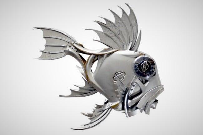 Hubcap Creatures 2