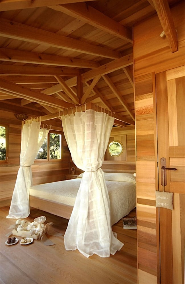La Piantata Tree House B & B 6