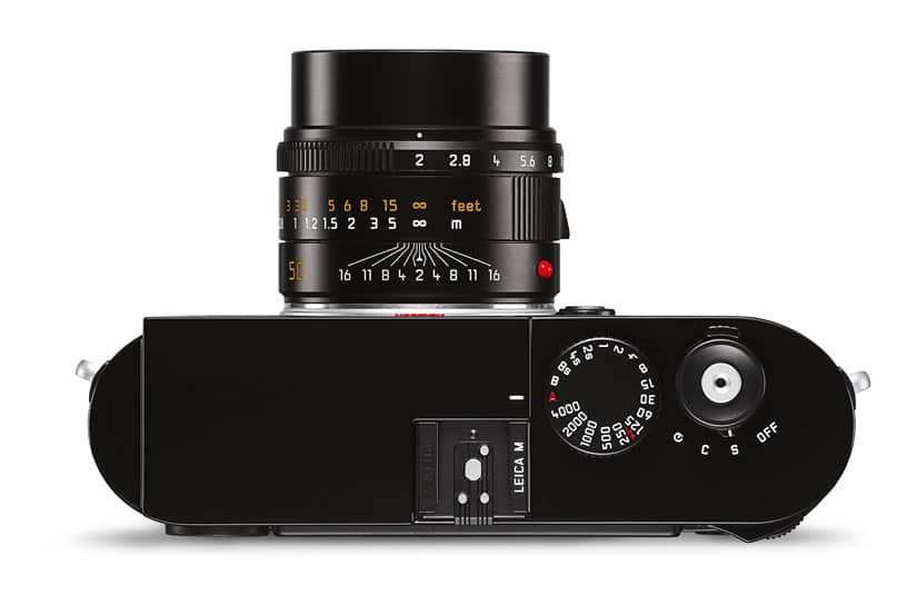 Leica M 262 Luxury Camera, Zoom Ring