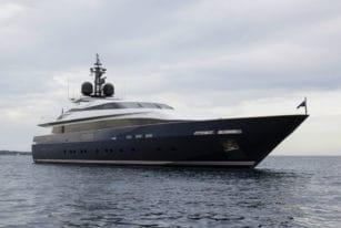 Luxury Baglietto Pachamama Superyacht