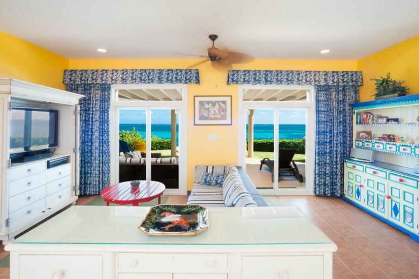 Luxury Cayman Castle, Interior