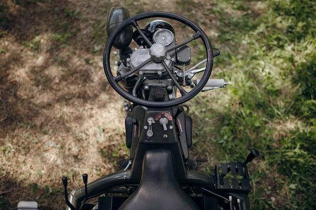 Moto Guzzi Trike 'Autoveicolo Da Montagna' 3