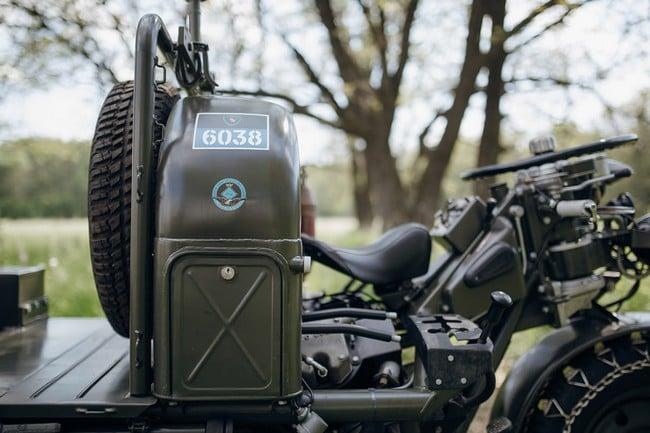 Moto Guzzi Trike 'Autoveicolo Da Montagna' 8