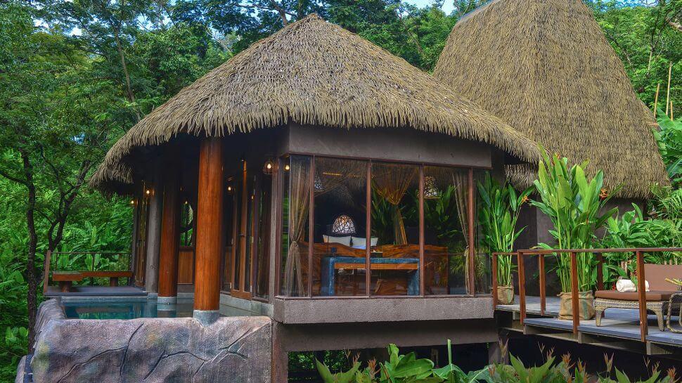 Pool Cottage, Serene Keemala Hotel in Phuket