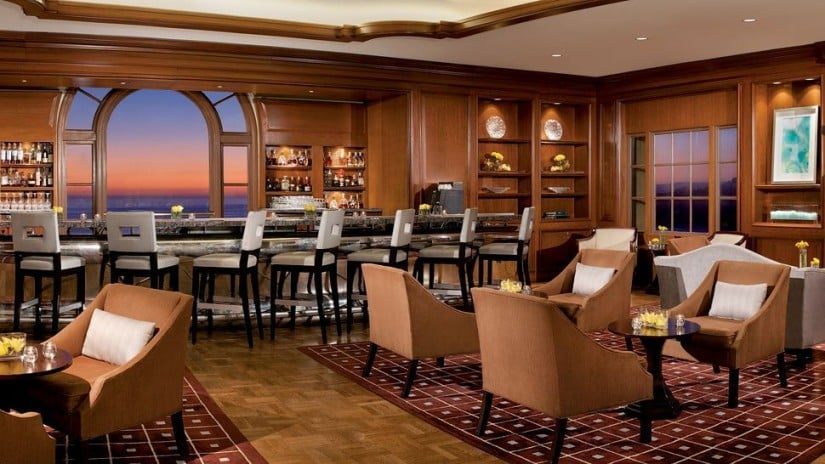 Ritz-Carlton Laguna Niguel, California, Bar