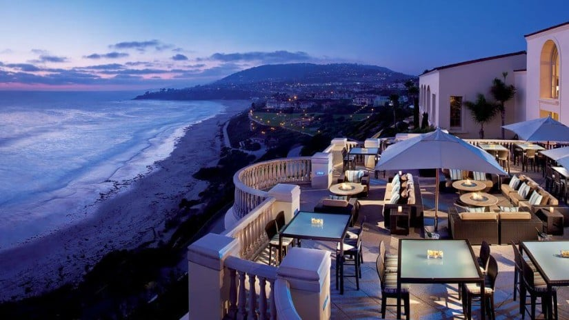Ritz-Carlton Laguna Niguel, California, Terrace