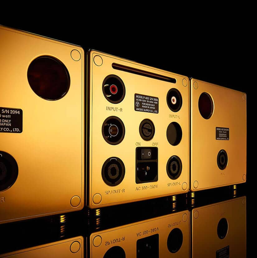 River'sTone The World's Most Expensive Speaker System
