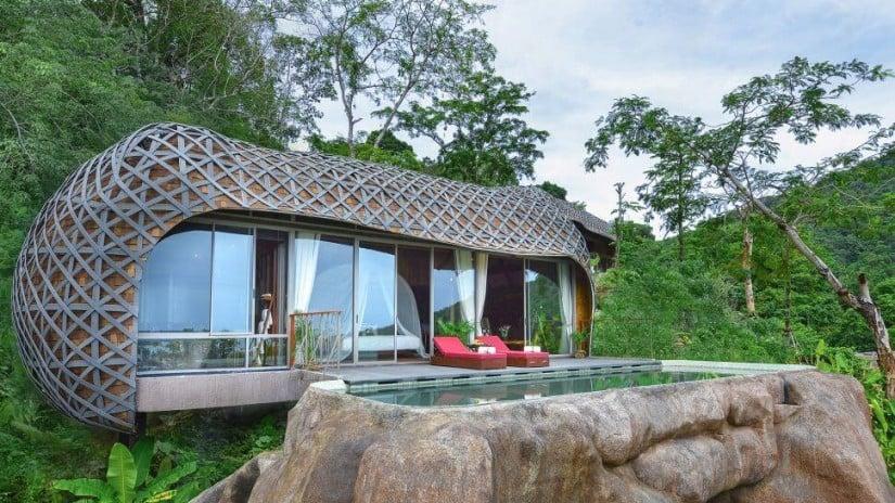 Serene Keemala Hotel, Bird's Nest Pool Villa
