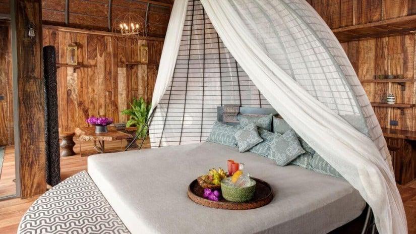 Serene Keemala Hotel in Phuket, Bedroom