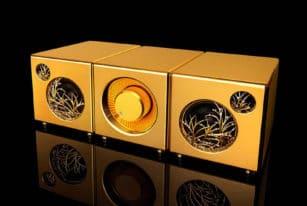 Solid Gold River'sTone Speaker System