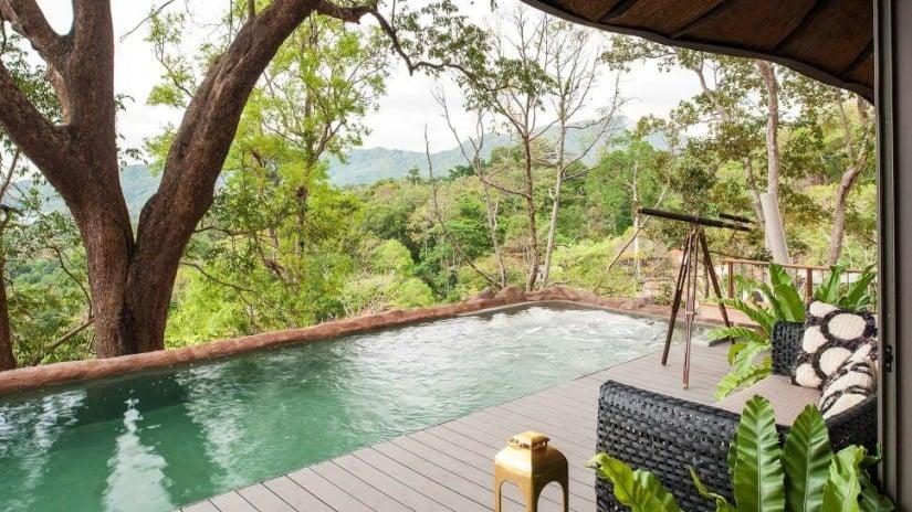 Swimming Pool, Serene Keemala Hotel in Phuket