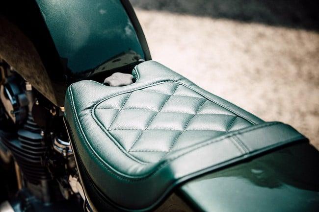 Yamaha XS 650 by Bill Becker 10