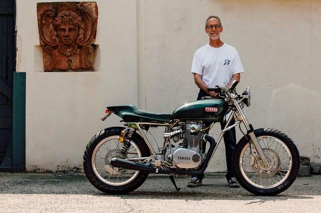 Yamaha XS 650 by Bill Becker 11