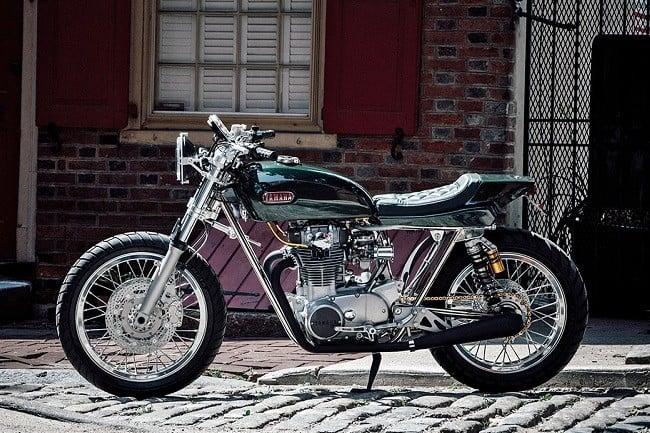 Yamaha XS 650 by Bill Becker 2