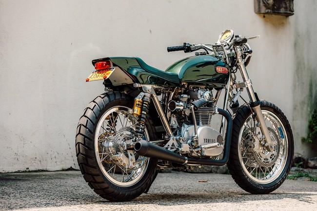 Yamaha XS 650 by Bill Becker 3
