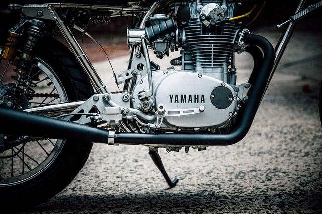 Yamaha XS 650 by Bill Becker 4