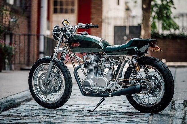 Yamaha XS 650 by Bill Becker 9