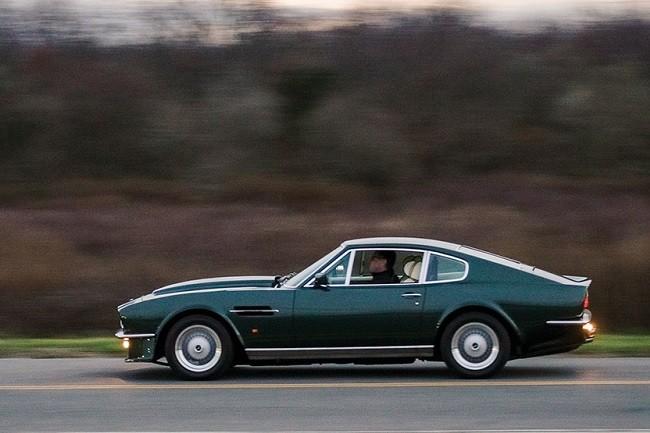 1987 Aston Martin V8 Vantage 'X-Pack' 12