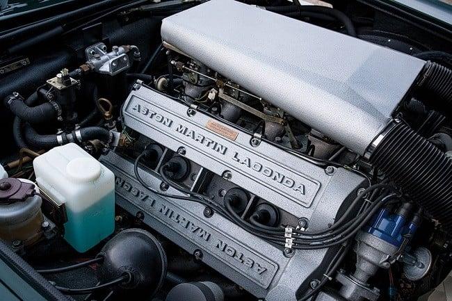 1987 Aston Martin V8 Vantage 'X-Pack' 13