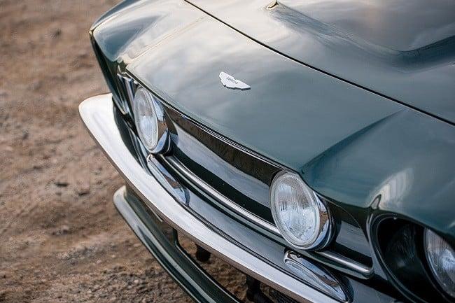 1987 Aston Martin V8 Vantage 'X-Pack' 5